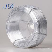 9 Gauge 10 Gauge verzinkter Stahldraht