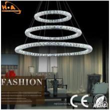 Retro Crystal Pendant Lamp European Lamp for Pavilion Room