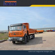 380HP Beiben Ng80 Dumper Tipper Truck