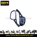 Stoving Varnished ABS Motorcycle Rearview Mirrors for City 125
