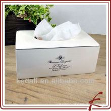 rectangle ceramic tissue paper box