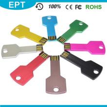 Movimentação do flash de USB do presente da chave do preço de fábrica para 2,0 / 3,0
