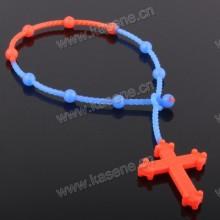 Горячие новые товары для Christian Rubber Bracelets