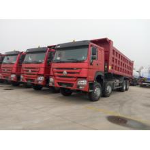 Sinotruk HOWO 8X4 Tipper Dump Truck