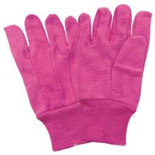 Mini gant de travail en coton à poignet en tricot de palmier