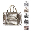 Golden Clear CosmeticTravel PVC make-up tas organisator