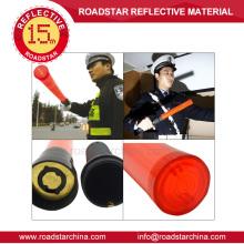 bastão de tráfego de LED de segurança para a polícia