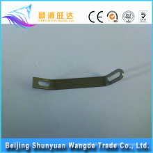 OEM Accessoires d'estampage de précision personnalisés en acier galvanisé