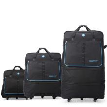Chubont Fashion Design Large Wheeled Travel Bag