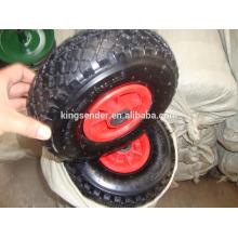 roda de caminhão de mão