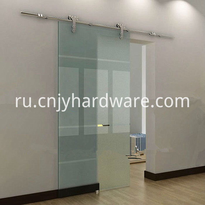 Double Roller Interior Sliding Door Hardware