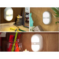 Für Kinder Babyzimmer, Bad, Keller, Flur, Schlafzimmer, batteriebetriebene Wandleuchten, Bewegungssensor aktiviert Nachtlicht