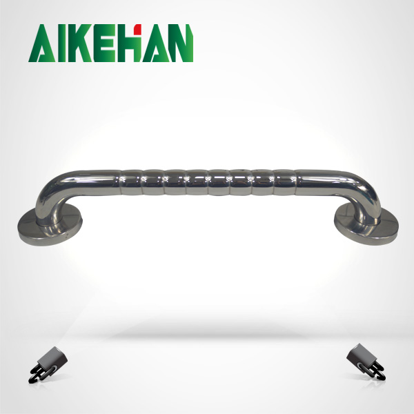 Disabled Grab Rail straight polish Grab Bars