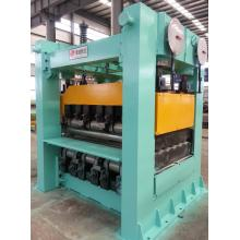 High precision Steel Sheet Leveling Machine