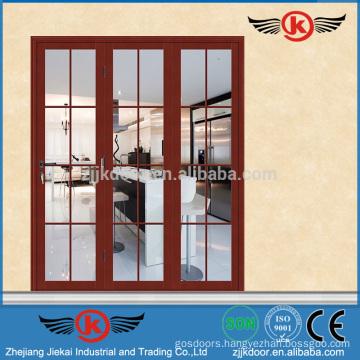 JK-FD9009 Aluminium Door Price / Aluminimum Used Windoes and Doors