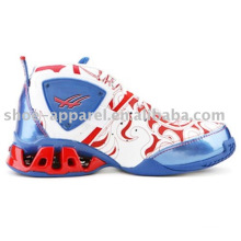 2013 new design light weight men basketball shoes