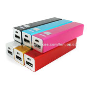 Safety Protection Grade A 18650*8 Li-ion Battery 20,800mAh Power Banks for iPhone/Samsung, FCC/CE