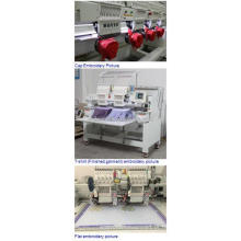 A máquina do bordado do laser da ORDEM é como a máquina do bordado de Gemsy e de Rhinestine