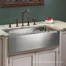 cUPC Stainless Steel Farmhouse Apron Kitchen Sinks with Single Bowl