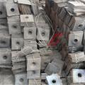 Underground Mining Friction Bolts Split Set Stabilizer Bolt