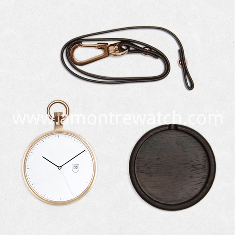 MMT pocket watch
