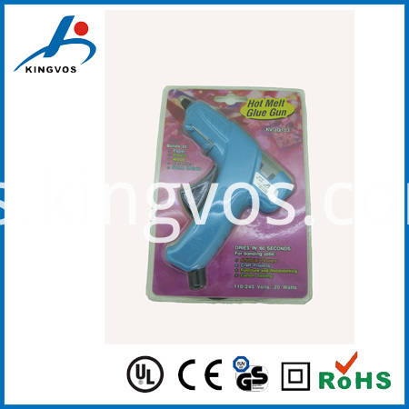 20W Mini High Temperature Glue Gun