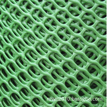 Plastic Plain Netting Plastic Flat Mesh factory