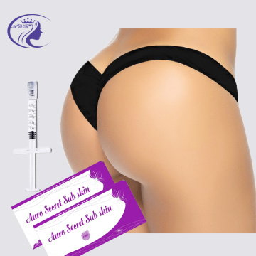 HA-brasilianska Buttocks Augmentation Enlargement Injections