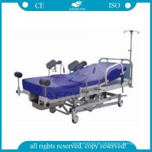 AG-C101A02 genehmigt elektrische Arbeit Funktion Geburtshilfe medizinische Untersuchung Tabellen zum Verkauf