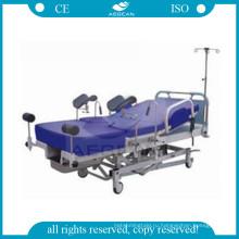 АГ-C101A02 уважаемые стальная Больничная койка поставки нержавеющей
