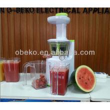 Экстрактор из пластикового лимонного сока Deluxe Медленная соковыжималка AJE318