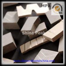 Premium Quality Diamond Segment for Sandstone Cutting