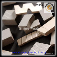 Diamond Segment and Marble Segment