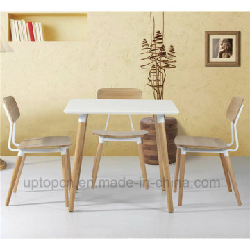 Rrestaurant Table and Bentwood Chair Set (SP-CT528)