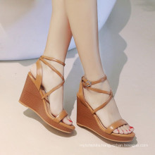 Beverley latest design ladies fancy wedge eva sandals shoes