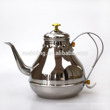 1.2/1.8L stainless steel tea pot wholesale, tea kettle