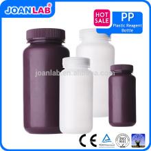 Fabrication de bouteilles de réactifs plastiques JOAN Lab Wide Mouth