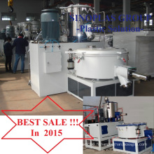 SRL-Z300 / 600 mélangeur de PVC / unité de mélange / mélangeuse / mélangeur à grande vitesse / mélangeur de poudre de PVC