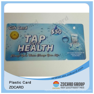 Snap off Key Chain Detachable Combo Card