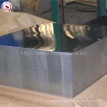 Oil Can Lids Usado 5.6 / 5.6gsm T3 BA MR Food Grade Aço Tinplate de Tinplate Fabricante