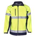 Customized Cotton Reflective Safety Work Jacket