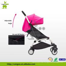 Quick Folding 4-wheels Baby Pushchair / Baby Walker En-1888 Certification