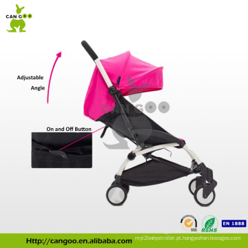 Quick Folding 4 rodas Baby Pushchair / Baby Walker En-1888 Certificação