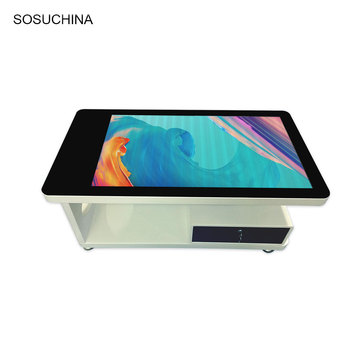 46 inch touch screen coffee table with wifi