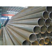 Стальные сварные трубы ERW стандарта EN 10219 ASTM (OD6 '' до 24 '')