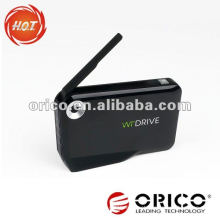 Mini wifi wifi HDD Enclosure ORICO WDX-8625