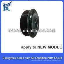 Compresor del embrague del ac del cojinete mafnetic eléctrico 12v para los coches nuevos del modelo