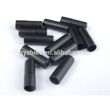Bicycle inner cable end cap Bicycle brake cable cap 100Pcs Black Brake Cable Crimps Housing Ferrule End Caps 5mm