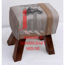 Hot Selling Low Price Design Canvas Stool