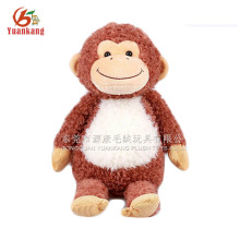 2016 new design monkey animal stuffed plush toys wholesale in China